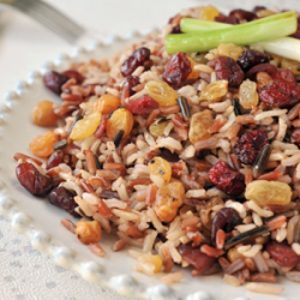 Side Curried Cranberry-Raisin rice 250x250