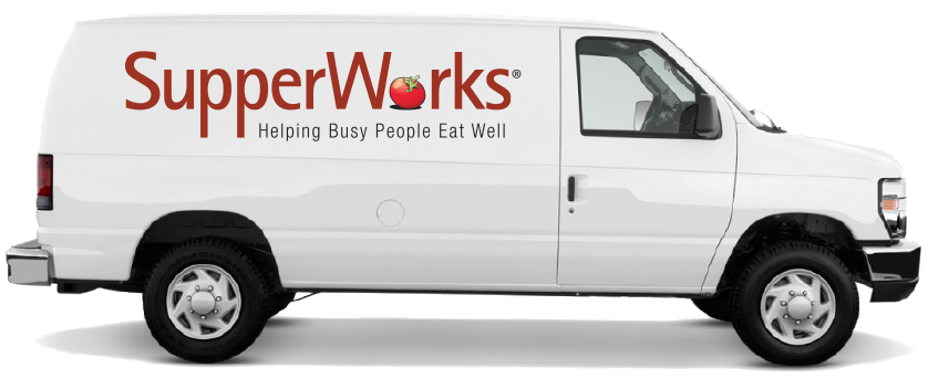 SupperWorks delivered