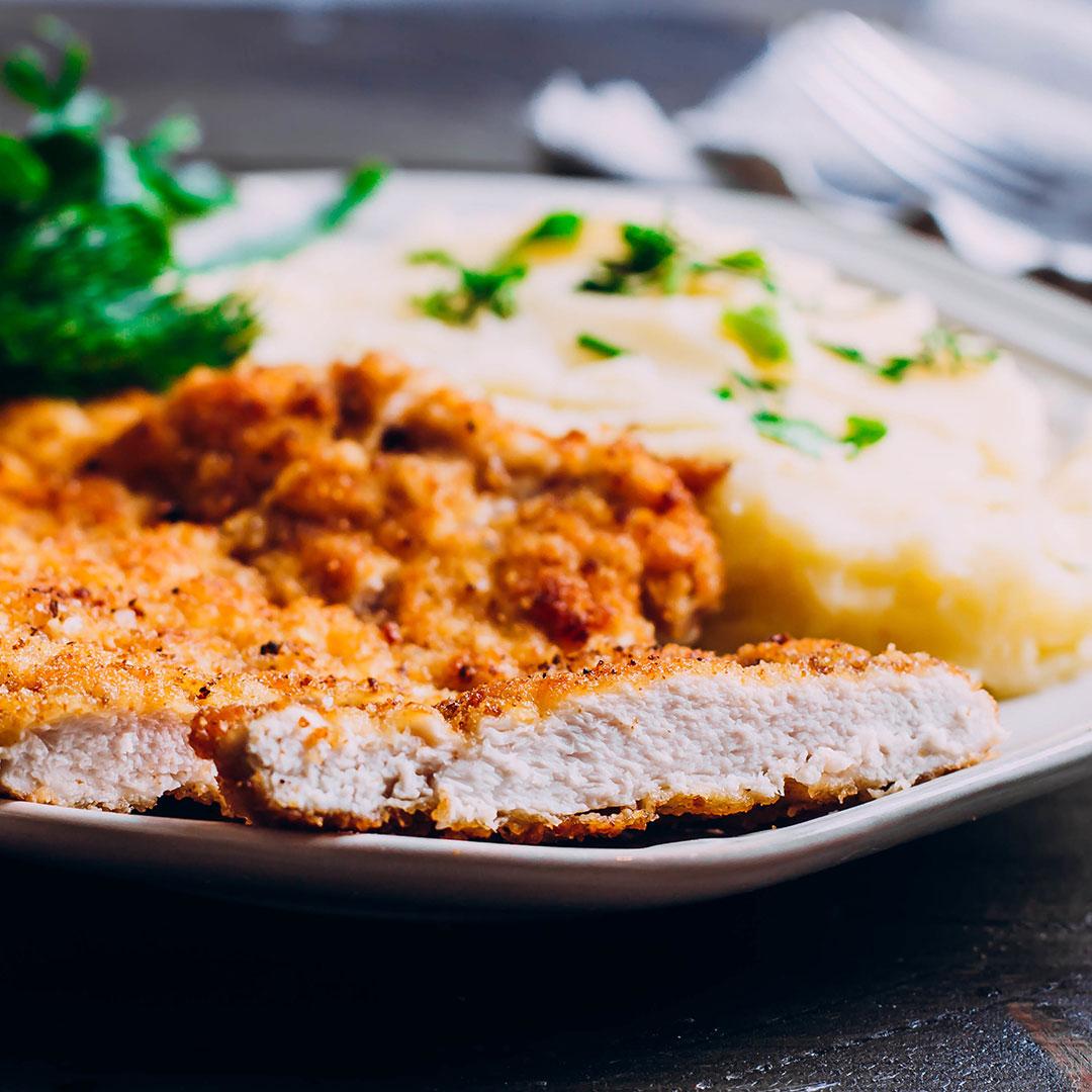 Chicken-Schnizel