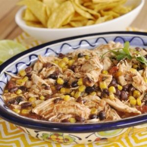 Creamy Tex-Mex Chicken Pot