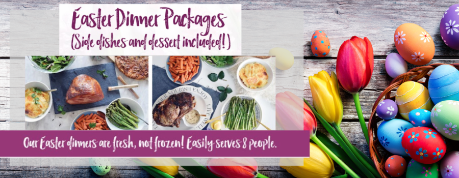 Easter Dinner Package