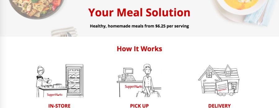 SupperWorks website